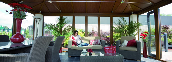 Stunning conservatories installed in Pembrokeshire