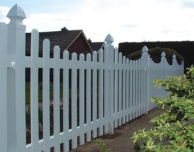 Picket Fencing from Creamside